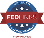 FedLinks Verified Federal Vendor Logo